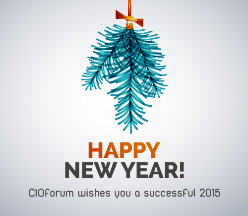 Happy New Year CIOforum