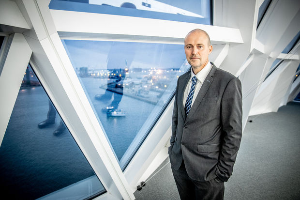 Erwin Verstraelen CIO of the year 2018